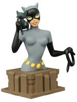 Batman The Animated Series - Catwoman Bust