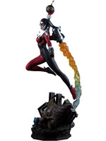 DC Comics - Harley Quinn Super Powers Collection Maquette
