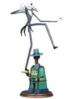 Nightmare before Christmas Gallery - Oogie's Lair Jack Statue