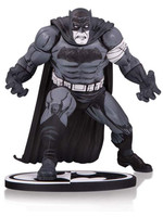 Batman Black & White - Batman Statue by Klaus Janson - 25 cm