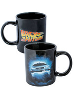 Back to the Future - Logo Mug