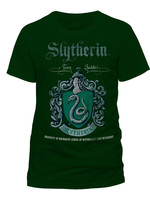 Harry Potter - Slytherin T-Shirt Green
