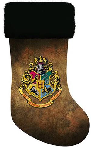 Harry Potter - Hogwarts Crest Stocking - 48 cm