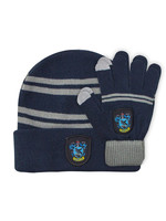 Harry Potter - Ravenclaw Beanie & Gloves Set for Kids