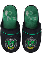 Harry Potter - Slytherin Slippers Black