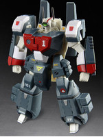 Robotech - Rick Hunter GBP-1J Heavy Armor Veritech Fighter