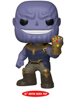Super Sized POP! Vinyl Avengers Infinity War - Thanos