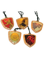 Game of Thrones - House Crest Christmas Lights