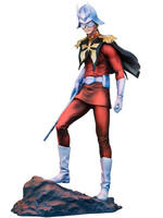 Gundam - Aznable Art Graphics Version Statue