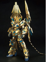 HGUC Unicorn Gundam 03 Phenex (Narrative Ver.) Gold Coating - 1/144