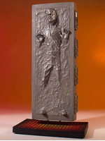 Star Wars  - Han Solo in Carbonite Collectors Gallery Statue - 1/8