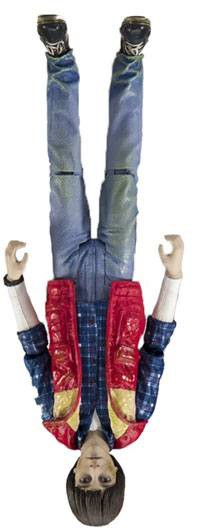 Stranger Things - Upside Down Will Action Figure