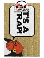 Star Wars - Doormat Admiral Ackbar It's A Trap - 40 x 60 cm