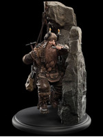 The Hobbit An Unexpected Journey - Dwarf Miner Statue