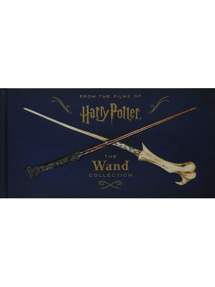 Harry Potter - The Wand Collection Book