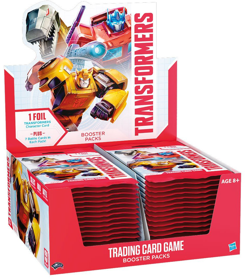Transformers TCG - Booster Pack 30-pack