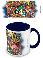 Super Mario World - Coloured Inner Mug