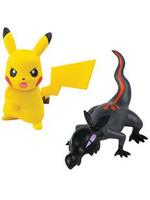 Pokemon - Pikachu vs Salandit