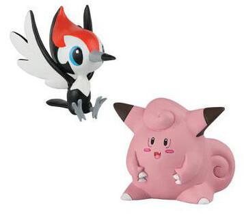 Pokemon - Pikipek vs Clefairy