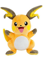 Pokemon - Raichu Legacy Plush - 25 cm