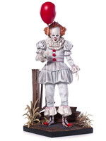 It - Pennywise 2017 - Deluxe Art Scale Statue