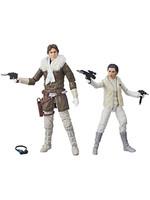 Star Wars Black Series - Leia & Han (Hoth) Exclusive