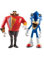 Sonic Boom - Sonic & Dr Eggman Action Figures