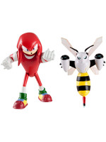 Sonic Boom - Knuckles & Beebot Action Figures