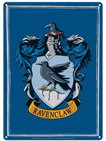 Harry Potter - Ravenclaw Tin Sign - 21 x 15 cm