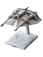Star Wars - Snowspeeder Plastic Model Kit - 1/48