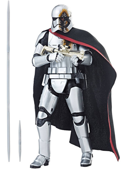 Star Wars Black Series - Captain Phasma (Quicksilver Baton)