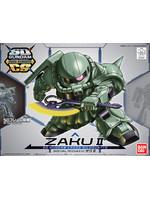 SD Gundam Cross Silhouette - Zaku II