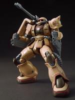 HG MS-06CK Zaku Half Cannon - 1/144