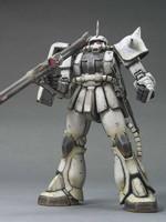 MG Zaku 2 MS-06J White Ogre - 1/100
