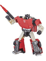 Transformers Siege War for Cybertron - Sideswipe Deluxe Class
