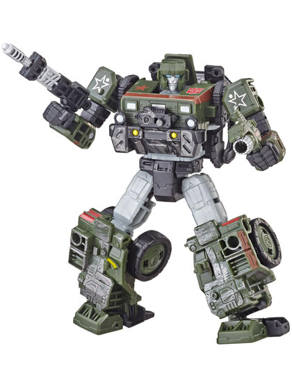 Transformers Siege War for Cybertron - Hound Deluxe Class