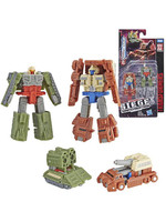 Transformers Siege War for Cybertron - Topshot & Flak Micromaster