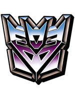 Transformers - Decepticons Symbol Funky Chunky Magnet