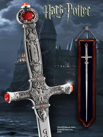 Harry Potter - The Godric Gryffindor Sword