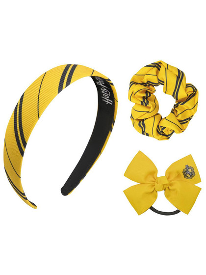 Harry Potter - Classic Hair Accessories Hufflepuff
