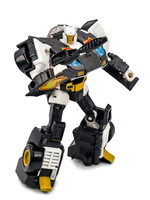 Transformers Selects - Deluxe Ricochet (Stepper) - Exclusive