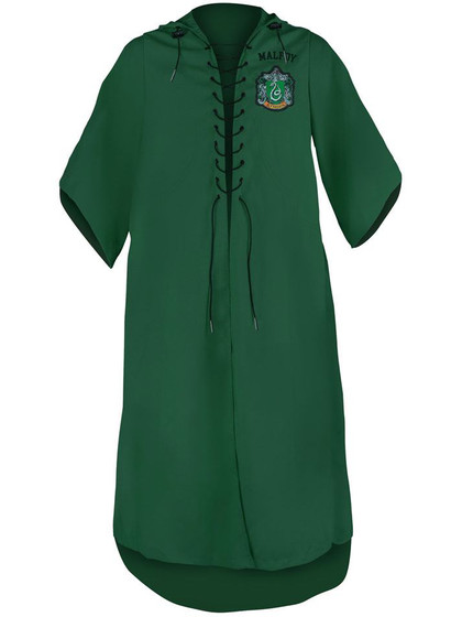 Harry Potter - Personalized Slytherin Quidditch Robe