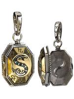 Harry Potter - Slytherin's Locket Bracelet Charm