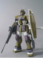 MG RGM-79SC GM Sniper Custom - 1/100