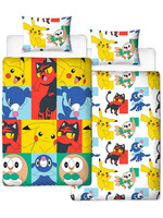 Pokemon - Duvet Set Reversible Newbies 135 x 200 cm
