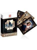 Fantastic Beasts - Number 1 Playing Cards