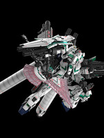 RG Full Armor Unicorn Gundam - 1/144