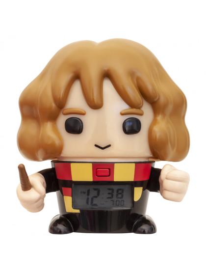 BulbBotz - Harry Potter Hermione Night Light Alarm Clock