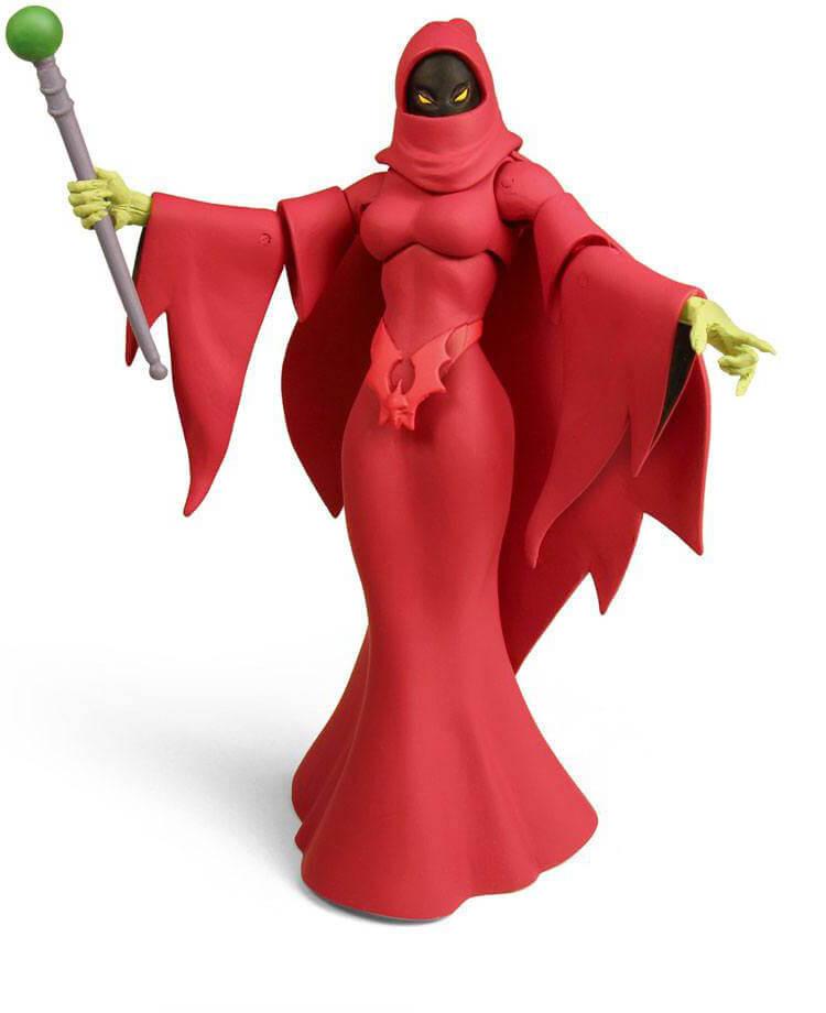 Masters of the Universe Club Grayskull - Shadow Weaver