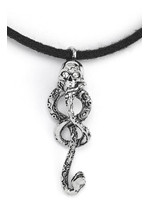 Harry Potter - Death Eater Dark Mark necklace